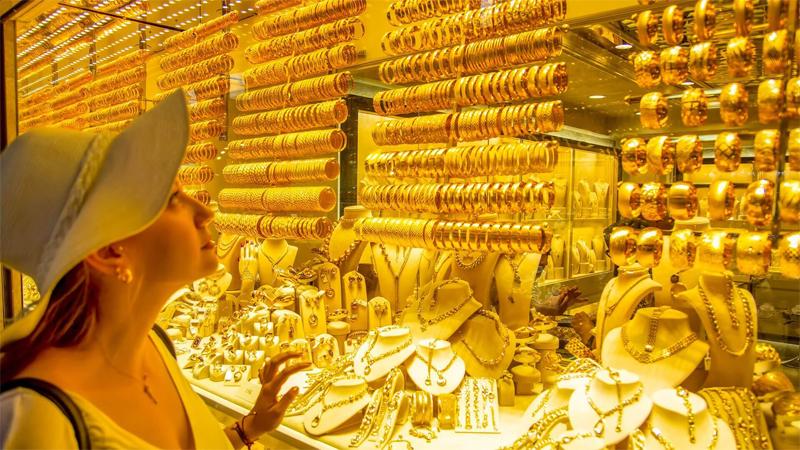 Goldschmuck in billigsten welchem land ist am Hauspreise im